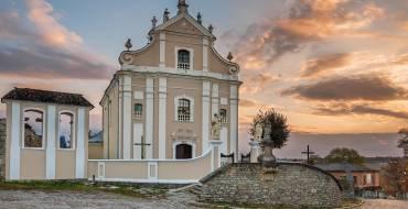 Костел святої трійці Тринітарського монастиря
