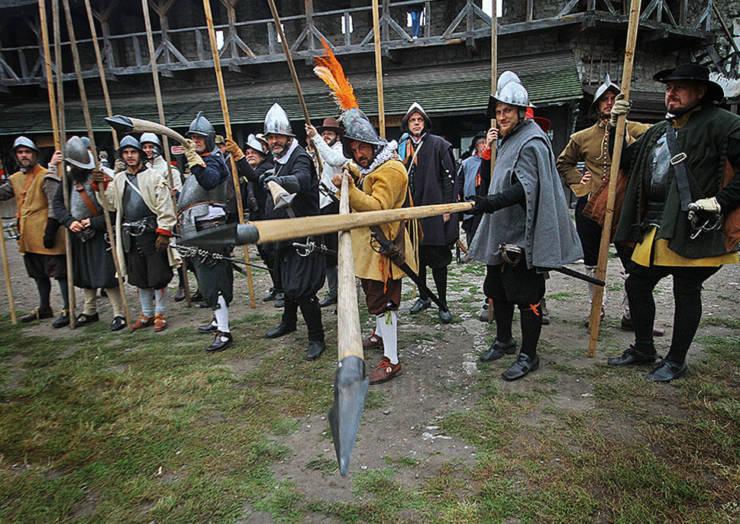 Фестиваль історичної реконструкції «Schola militaria»