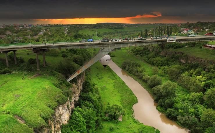 Міст «Лань, що біжить»