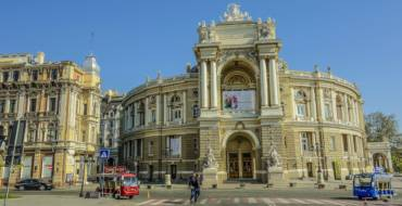 #МандруйУкраїною – Одеса